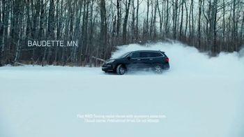 Honda Pilot TV Spot, 'Comfortable in Baudette' [T1] - Thumbnail 4
