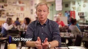 Tom Steyer 2020 TV Spot, 'Cafeteria'