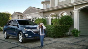 2020 Chevrolet Equinox TV Spot, 'Cómo funciona' [Spanish] [T1] - Thumbnail 3