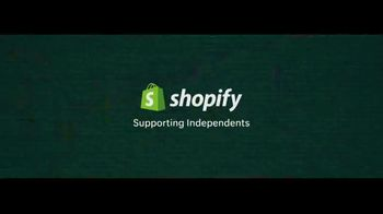 Shopify TV Spot, 'Supporting Independents' - Thumbnail 8