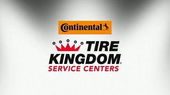 Tire Kingdom Big Brands Bonus Month TV Spot, 'Mail-In Rebate With Purchase' - Thumbnail 4