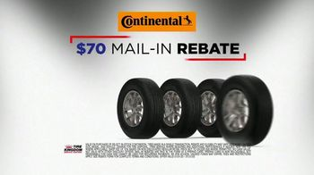 Tire Kingdom Big Brands Bonus Month TV Spot, 'Mail-In Rebate With Purchase' - Thumbnail 5