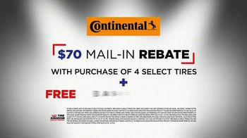 Tire Kingdom Big Brands Bonus Month TV Spot, 'Mail-In Rebate With Purchase' - Thumbnail 8
