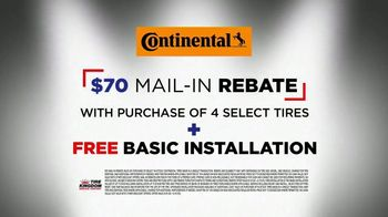 Tire Kingdom Big Brands Bonus Month TV Spot, 'Mail-In Rebate With Purchase' - Thumbnail 9