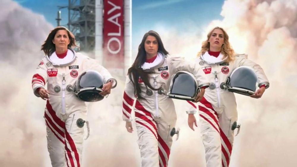 Olay: Teaser: Space Walk