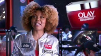 Olay Regenerist Super Bowl 2020 Teaser, 'Space Walk' Ft. Taraji P. Henson, Lilly Singh, Busy Philipps - Thumbnail 6