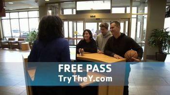 YMCA TV Spot, 'New Year's Resolutions: Free Pass' - Thumbnail 9