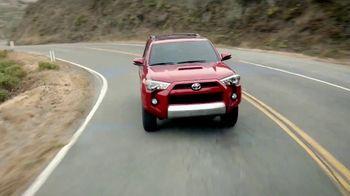 Toyota AWD Season TV Spot, 'Be Ready: SUVs' Featuring Ethan Erickson, Danielle Demski [T2] - 66 commercial airings