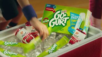 Go-GURT Sour Patch Kids TV Spot, 'Dunk' - Thumbnail 2