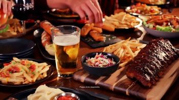TGI Friday's $20 Feast TV Spot, 'Come in Now to Feast' - Thumbnail 5