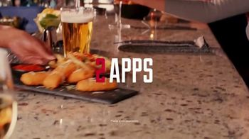 TGI Friday's $20 Feast TV Spot, 'Come in Now to Feast' - Thumbnail 6