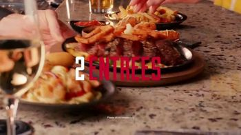 TGI Friday's $20 Feast TV Spot, 'Come in Now to Feast' - Thumbnail 7