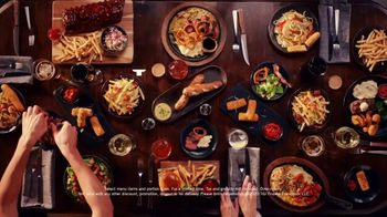 TGI Friday's $20 Feast TV Spot, 'Come in Now to Feast' - Thumbnail 8