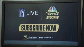 NBC Sports Gold PGA Tour Live TV Spot, 'Goodbye Mundane Mornings' - Thumbnail 6