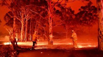 American Red Cross TV Spot, 'Tennis Channel: Australian Bush Fires' Featuring Nick Kyrgios