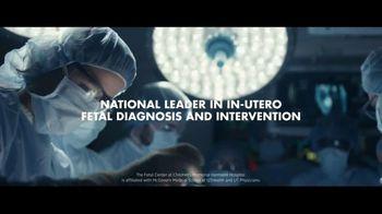 Children's Memorial Hospital TV Spot, 'In-Utero Fetal Diagnosis' - Thumbnail 7
