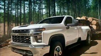Chevrolet Silverado HD TV Spot, 'Heavy Duty Test-Drive' [T1] - Thumbnail 10