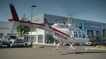 Chevrolet Silverado HD TV Spot, 'Heavy Duty Test-Drive' [T1] - Thumbnail 4