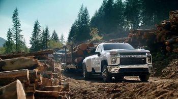 Chevrolet Silverado HD TV Spot, 'Heavy Duty Test-Drive' [T1] - Thumbnail 6