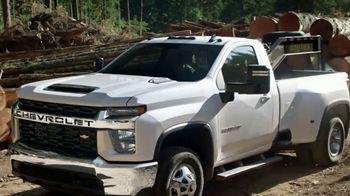 Chevrolet Silverado HD TV Spot, 'Heavy Duty Test-Drive' [T1] - Thumbnail 7