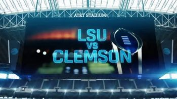 AT&T Inc. TV Spot, 'College Football Playoffs: The Final Game'