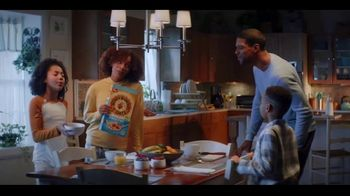 Frosted Honey Bunches of Oats TV Spot, 'Nickelodeon: America's Most Musical Family' - 15 commercial airings