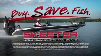 Skeeter Boats Buy, Save, Fish TV Spot, 'FXR and ZX1' - Thumbnail 10