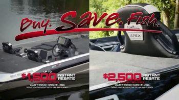 Skeeter Boats Buy, Save, Fish TV Spot, 'FXR and ZX1' - Thumbnail 6