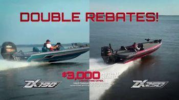 Skeeter Boats Buy, Save, Fish TV Spot, 'FXR and ZX1' - Thumbnail 8
