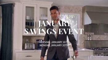 JoS. A. Bank January Savings Event TV Spot, 'Suits and Dress Shirts' - Thumbnail 2