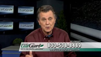 LeafGuard of Oregon 99 Cent Install Sale TV Spot, 'Costly Damage' - Thumbnail 2