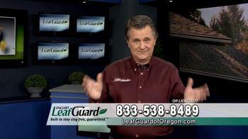 LeafGuard of Oregon 99 Cent Install Sale TV Spot, 'Costly Damage' - Thumbnail 3