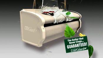 LeafGuard of Oregon 99 Cent Install Sale TV Spot, 'Costly Damage' - Thumbnail 4