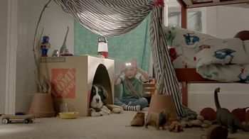 The Home Depot TV Spot, 'Filled With Memories: Official Carpet of the Puppy Bowl'