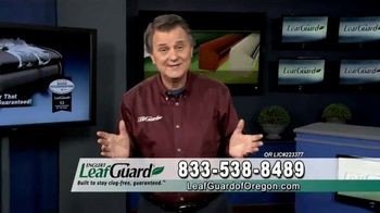 LeafGuard of Oregon 99 Cent Install Sale TV Spot, 'Satisfied Customers' - Thumbnail 2