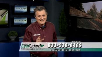LeafGuard of Oregon 99 Cent Install Sale TV Spot, 'Satisfied Customers' - Thumbnail 5