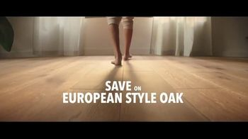 Lumber Liquidators TV Spot, 'Dream Home: European Style Oak and Water-Resistant Flooring' - Thumbnail 3