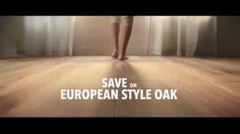 Lumber Liquidators TV Spot, 'Dream Home: European Style Oak and Water-Resistant Flooring' - Thumbnail 4