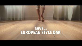 Lumber Liquidators TV Spot, 'Dream Home: European Style Oak and Water-Resistant Flooring' - Thumbnail 5