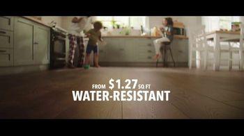 Lumber Liquidators TV Spot, 'Dream Home: European Style Oak and Water-Resistant Flooring' - Thumbnail 7