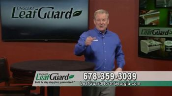 LeafGuard of North Georgia 99 Cent Install Sale TV Spot, 'Stay Off the Ladder'