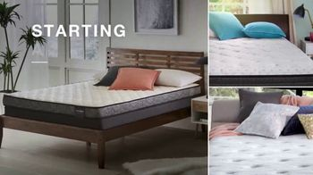 Macy's Biggest Mattress Sale TV Spot, 'Free Box Spring and Discounted Beautyrest'