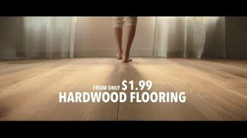 Lumber Liquidators TV Spot, 'New Year's: Hardwood and Waterproof Vinyl' - Thumbnail 4