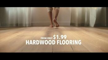 Lumber Liquidators TV Spot, 'New Year's: Hardwood and Waterproof Vinyl' - Thumbnail 5
