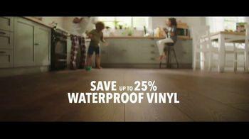 Lumber Liquidators TV Spot, 'New Year's: Hardwood and Waterproof Vinyl' - Thumbnail 7
