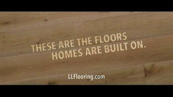 Lumber Liquidators TV Spot, 'New Year's: Hardwood and Waterproof Vinyl' - Thumbnail 9