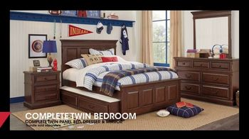 Rooms to Go Kids January Clearance Sale TV Spot, 'Bedrooms'