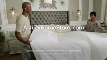 Ashley HomeStore Sale & Clearance Mattress Event TV Spot, 'Last Chance' Song by Midnight Riot - Thumbnail 8