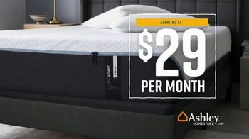 Ashley HomeStore Sale & Clearance Mattress Event TV Spot, 'Last Chance' Song by Midnight Riot - Thumbnail 6