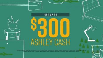 Ashley HomeStore Sale & Clearance Mattress Event TV Spot, 'Last Chance' Song by Midnight Riot - Thumbnail 7
